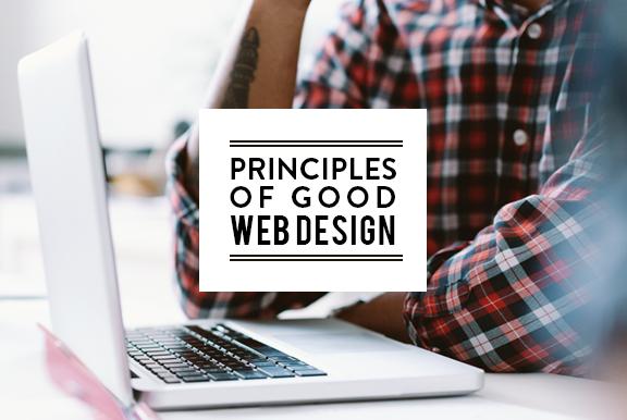 Principles Of Good Web Design