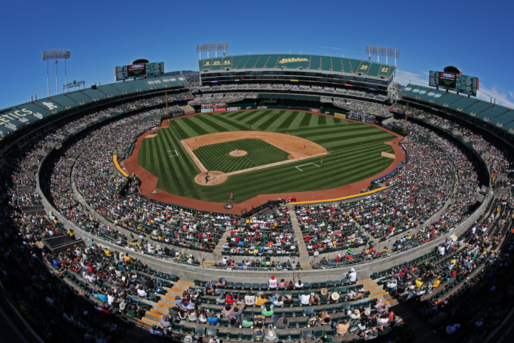 Oakland A's Finds Success Filling Seats Using Tickets.com Technology