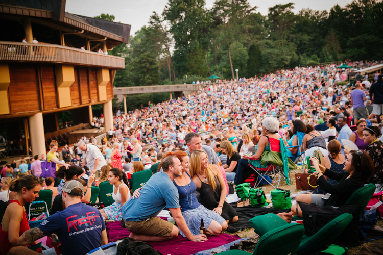 Wolf Trap Has Record Breaking Summer Through New Marketing Techniques