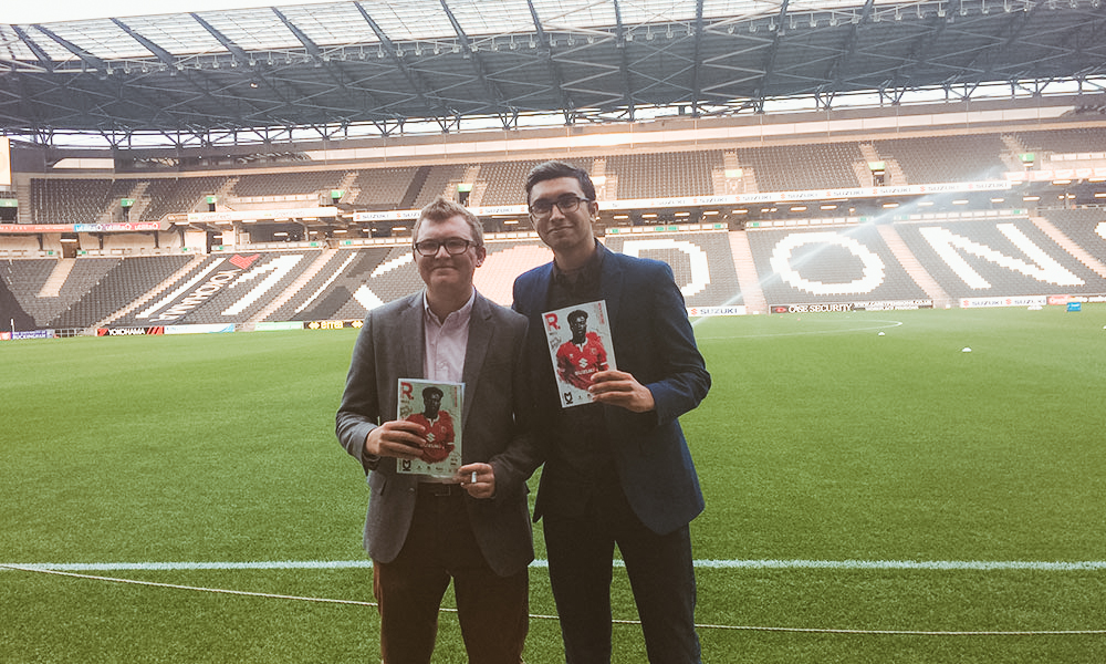 Tickets.com, The MK Dons, And Young Carers MK Give Two 'Young Carers' An Unforgettable Fan Experience