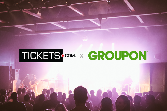 Groupon Expands Live-Event Offerings Through Tickets.com Registered Developer Program