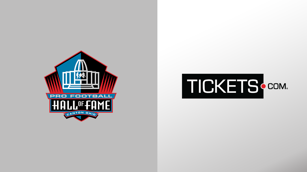 Pro Football Hall Of Fame, Tickets.com Unveil Major Ticketing Technology Partnership
