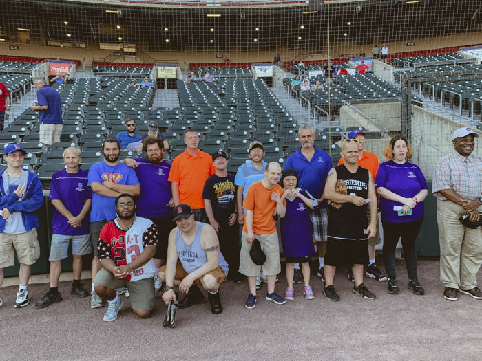 Special Olympics New York Hit A Home Run With T.Cares