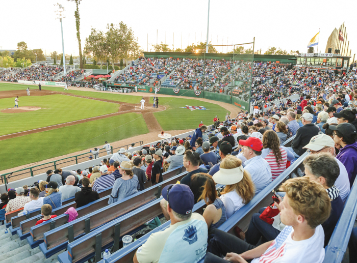 San Jose Giants: A Season With ProVenue®