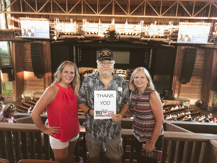 T.Cares And Wolf Trap Foundation For The Performing Arts Create VIP Experiences In 2019