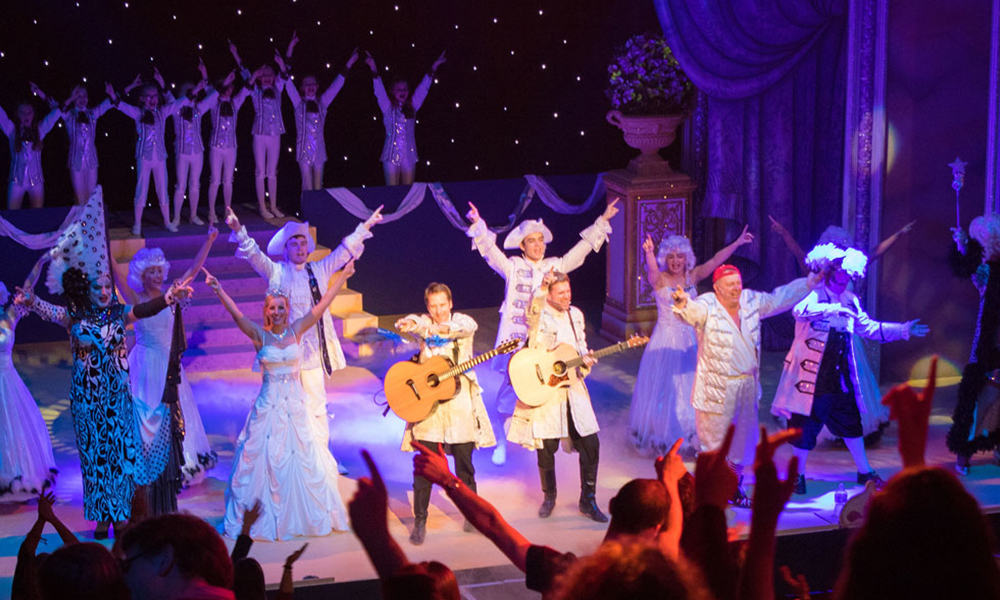 The Harlequin Theatre Welcomes ProVenue® Migration To Boost Online Sales