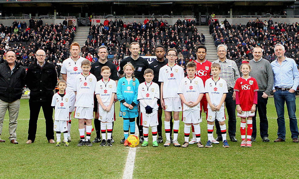 Tickets.com Gets Behind Local Championship Side MK Dons As Official Match Sponsors