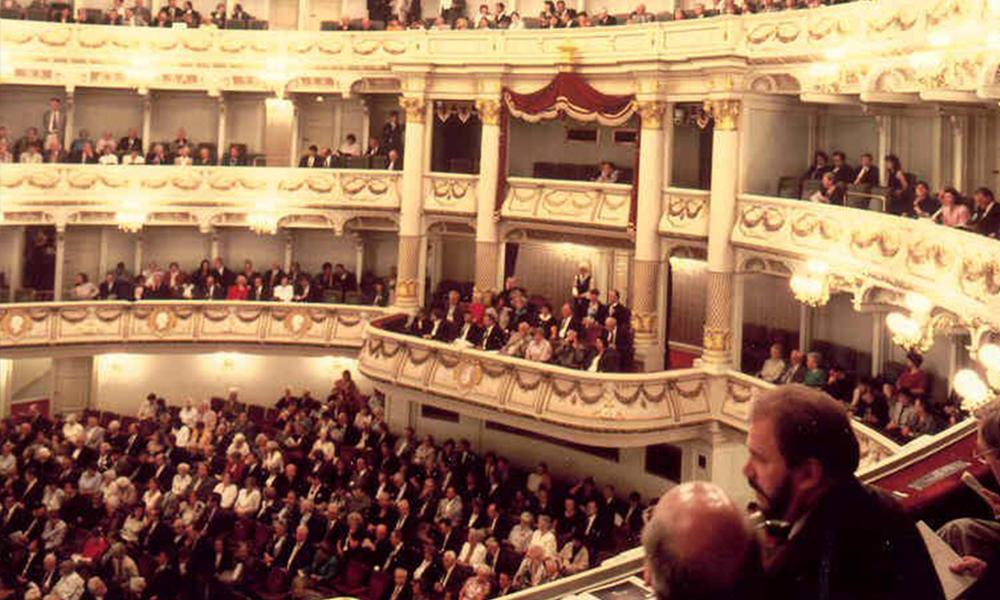 Tickets.com Launches ProVenue® At Semperoper Dresden