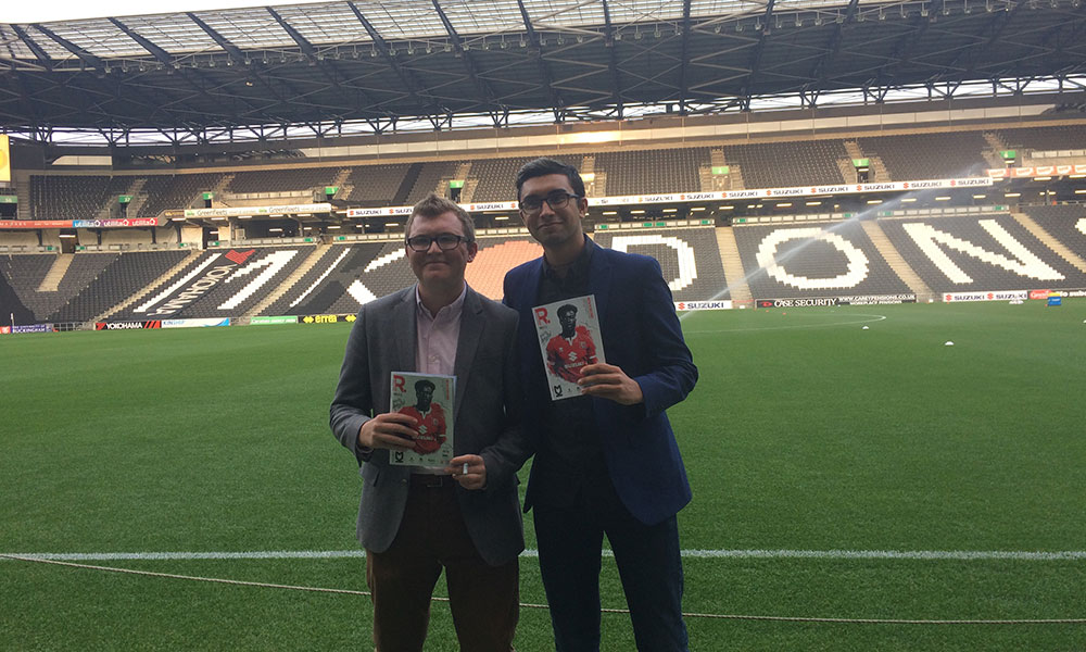 Tickets.com Teams Up With MK Dons & Young Carers MK To Give Two Young Carers An Unforgettable Fan Experience