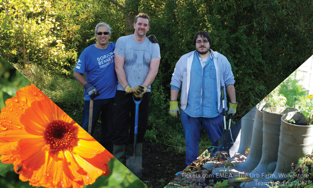 UK T.Cares Initiative: The Christian Foundation's Growing People Project