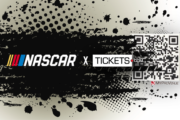 QR Codes Accelerate Patron Tickets At NASCAR's Talladega Superspeedway
