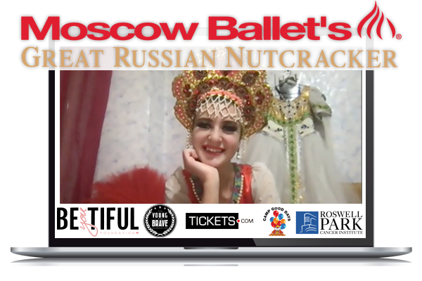 THE MOSCOW BALLET BRINGS THE GREAT RUSSIAN NUTCRACKER TO LIFE FOR DESERVING CHILDREN THIS HOLIDAY
