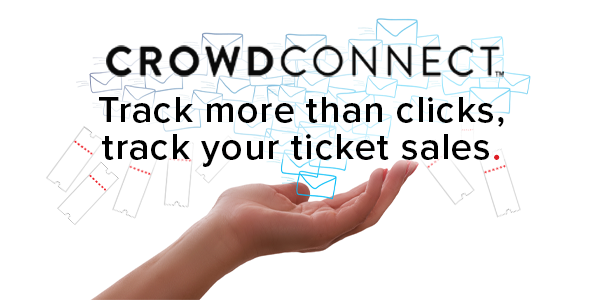 CrowdConnect Tracking Sales