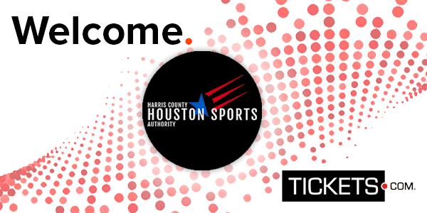 Welcome Harris County-Houston Sports Authority