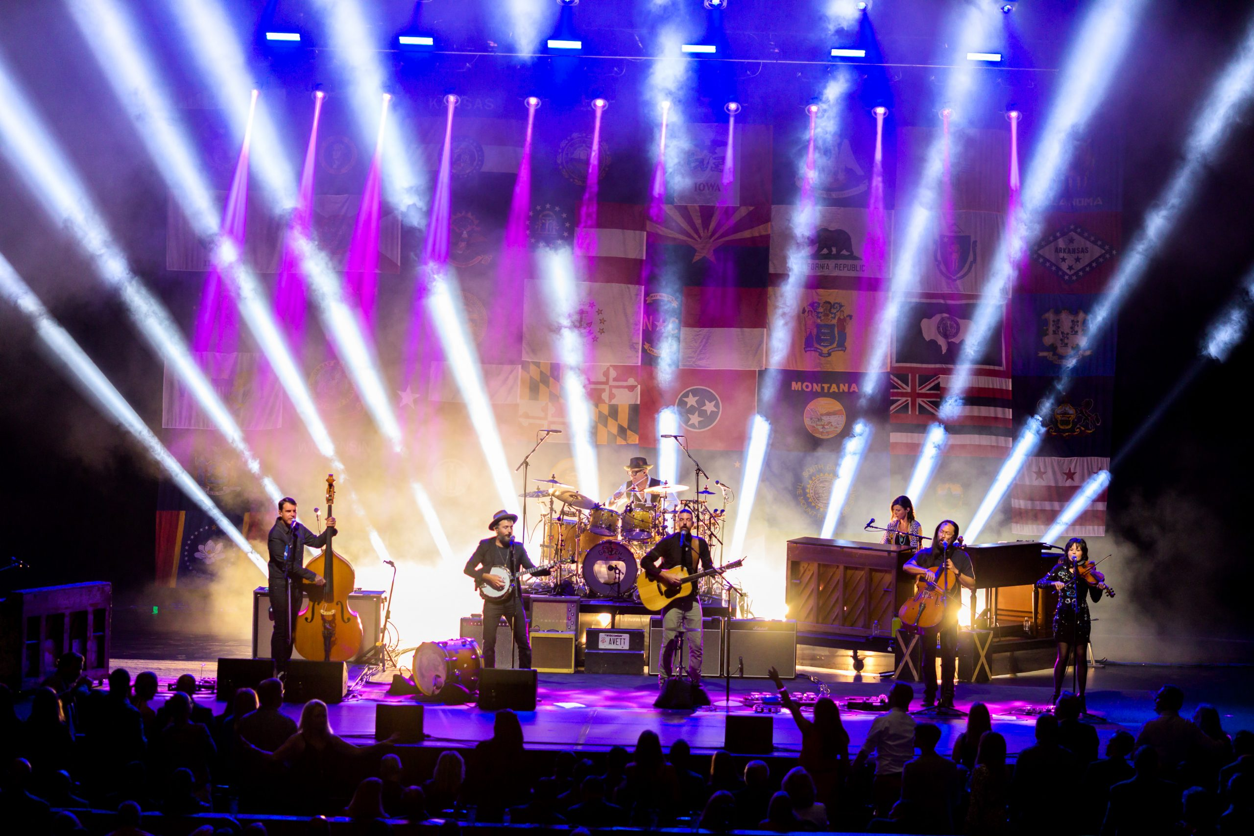 Avett Brothers Perform A Private Concert For Wolf Trap Gala Guests