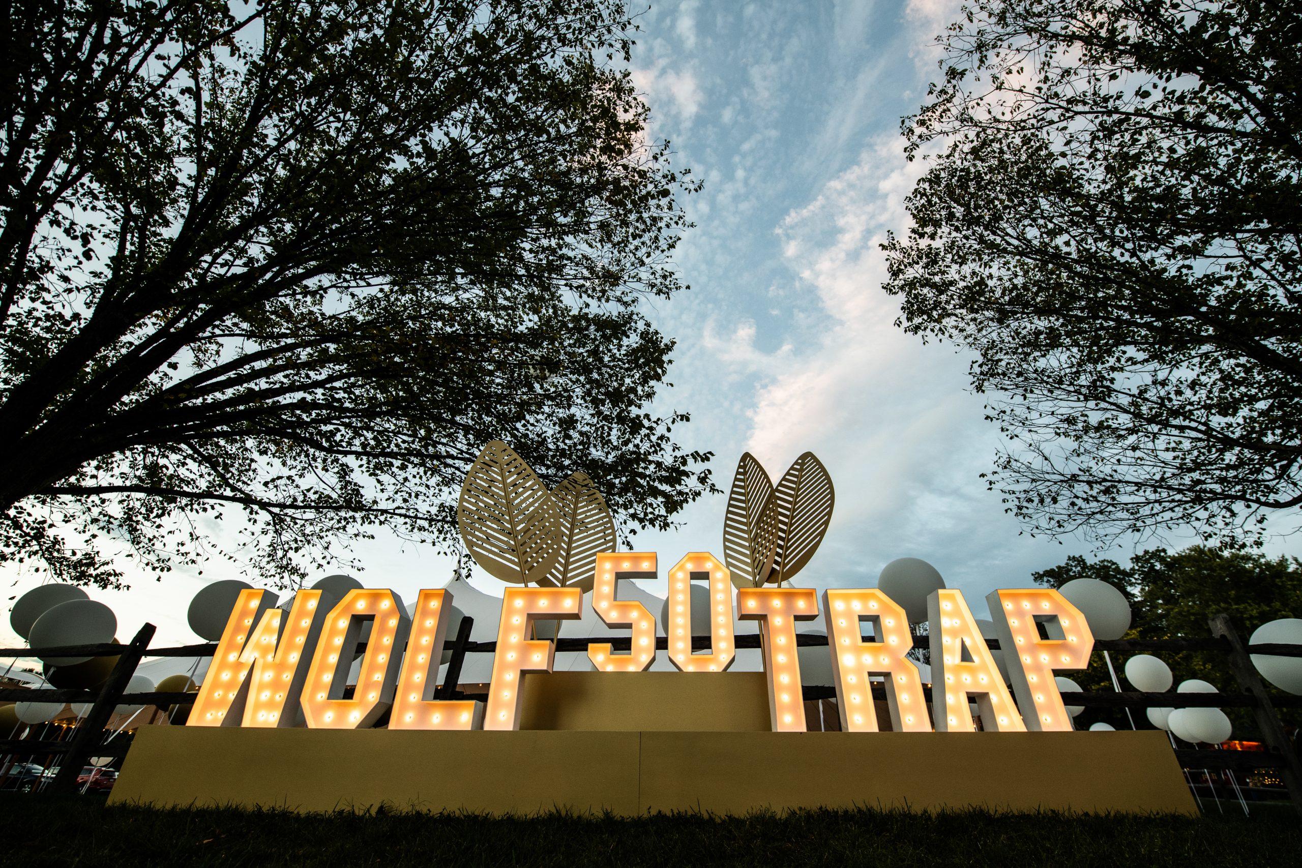 Wolf Trap 50th Anniversary Gala