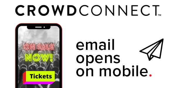 CrowdConnect Email Opens On Mobile Devices